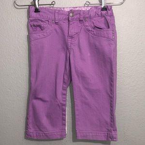 Purple childrens place shorts